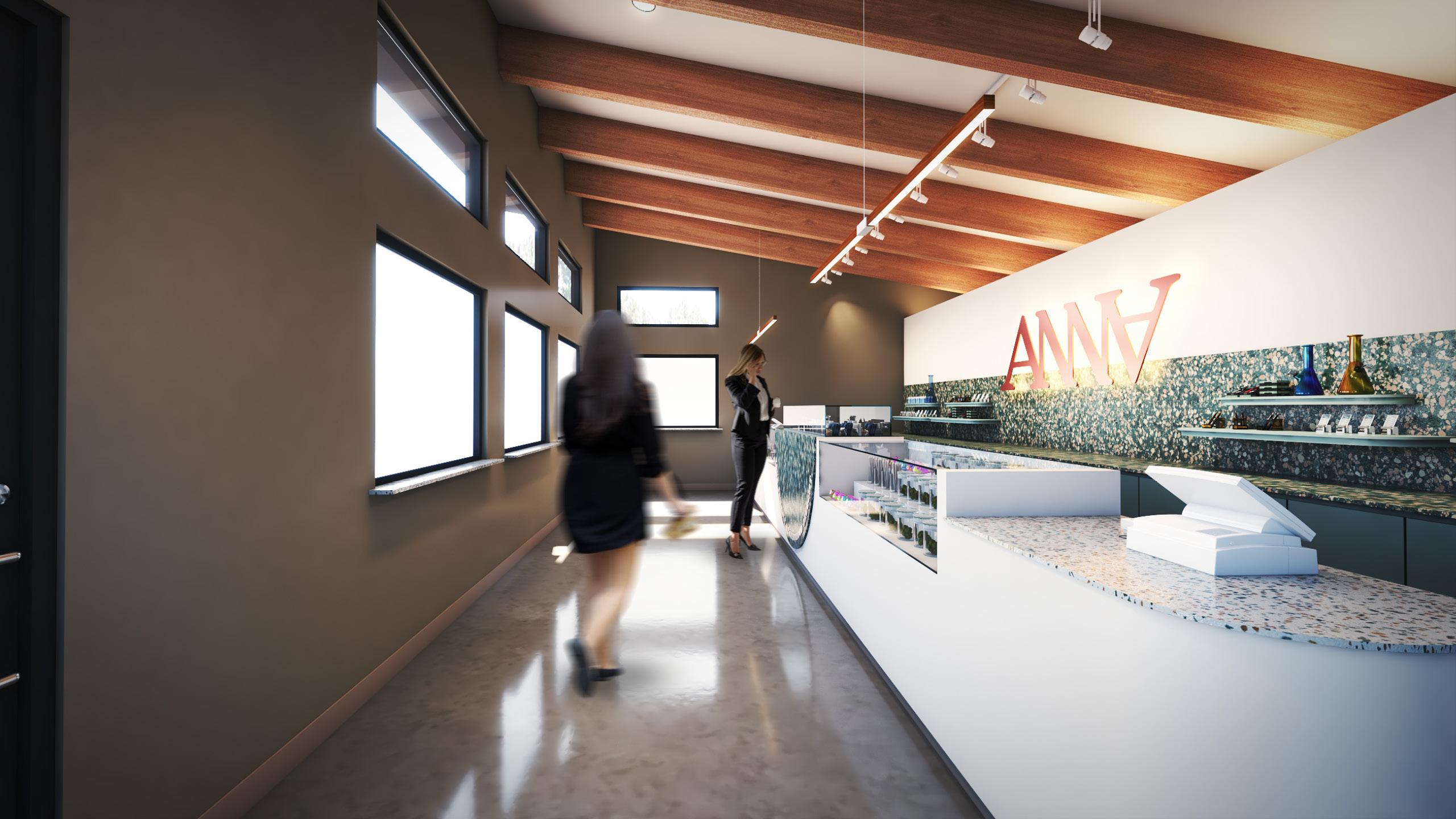 Anna - Coming Soon - High Road Studio