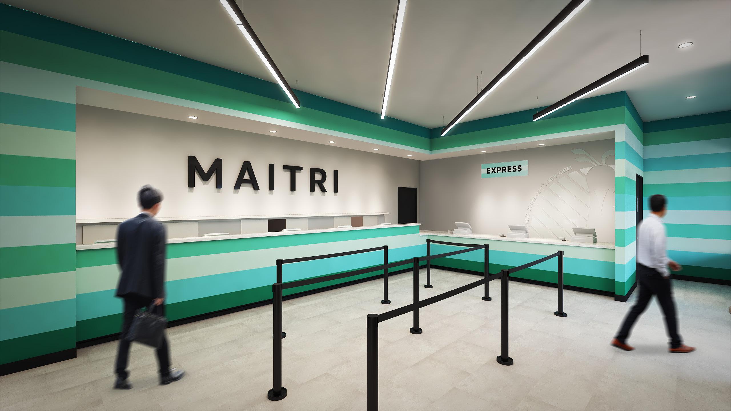 Maitri Greensburg - Coming Soon - High Road Studio