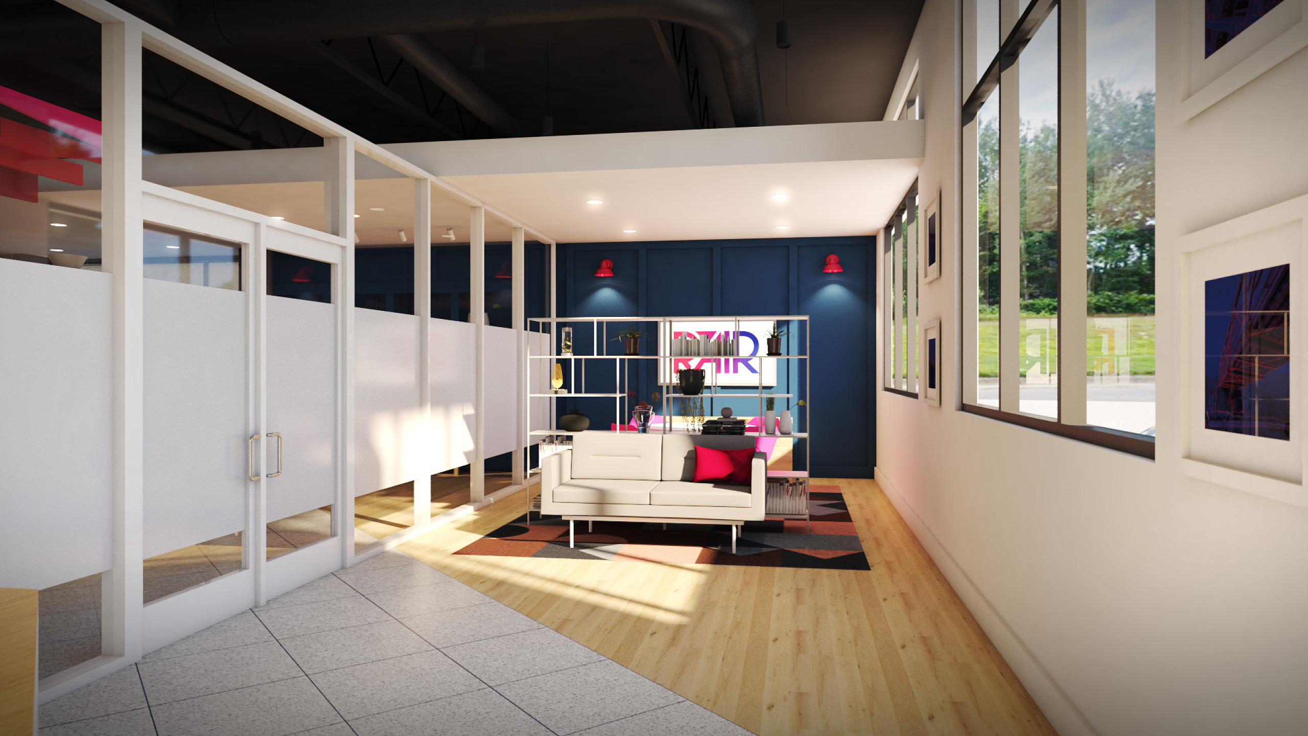 RAIR Lowell - Coming Soon - High Road Studio