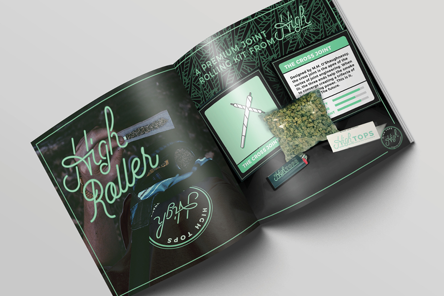 Marketing & Social media services - cannabis industry