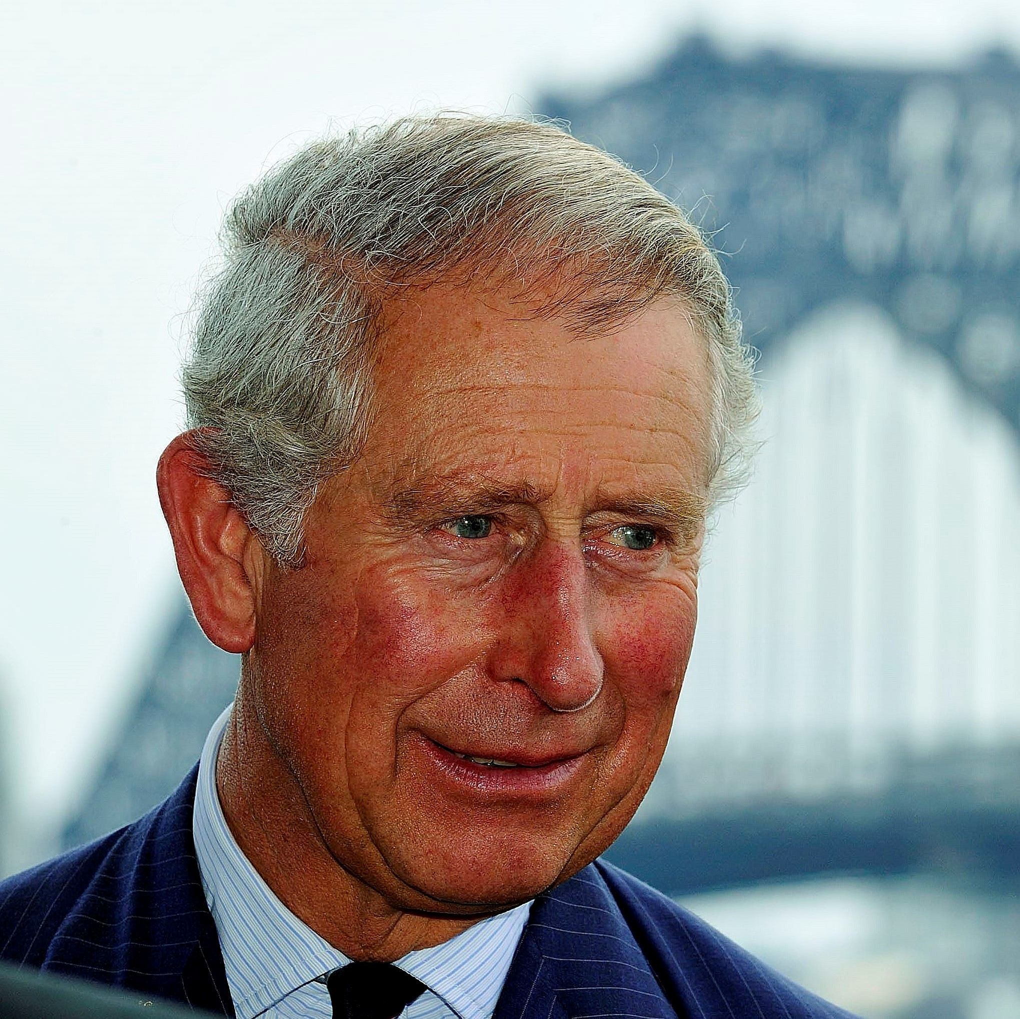 His Royal Highness in Sydney