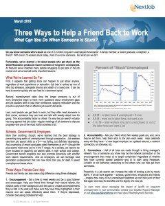 Help a Friend