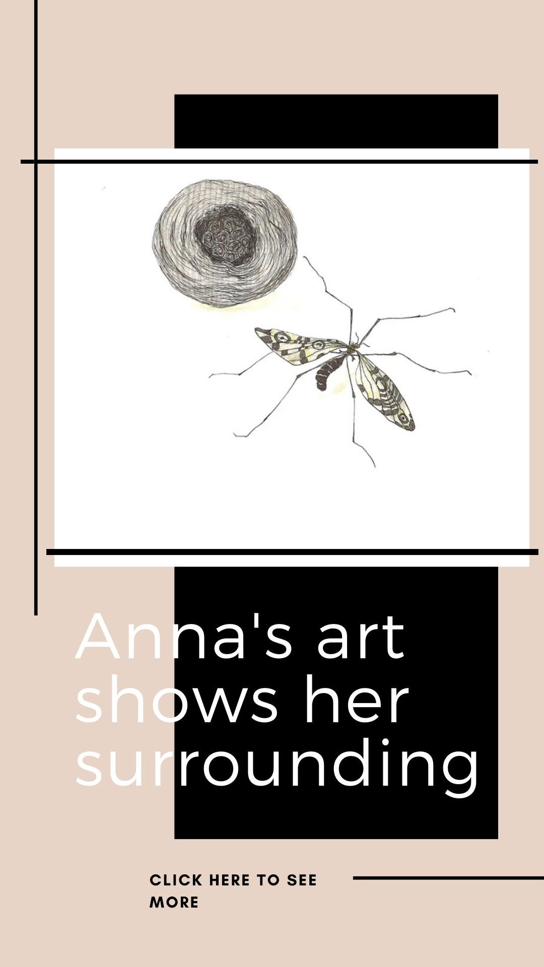 anna stemmer dworak, drawing