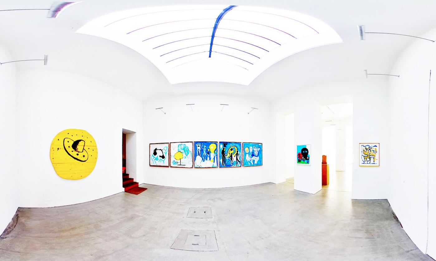 online viewing room, galleries, artists, munchies art club
