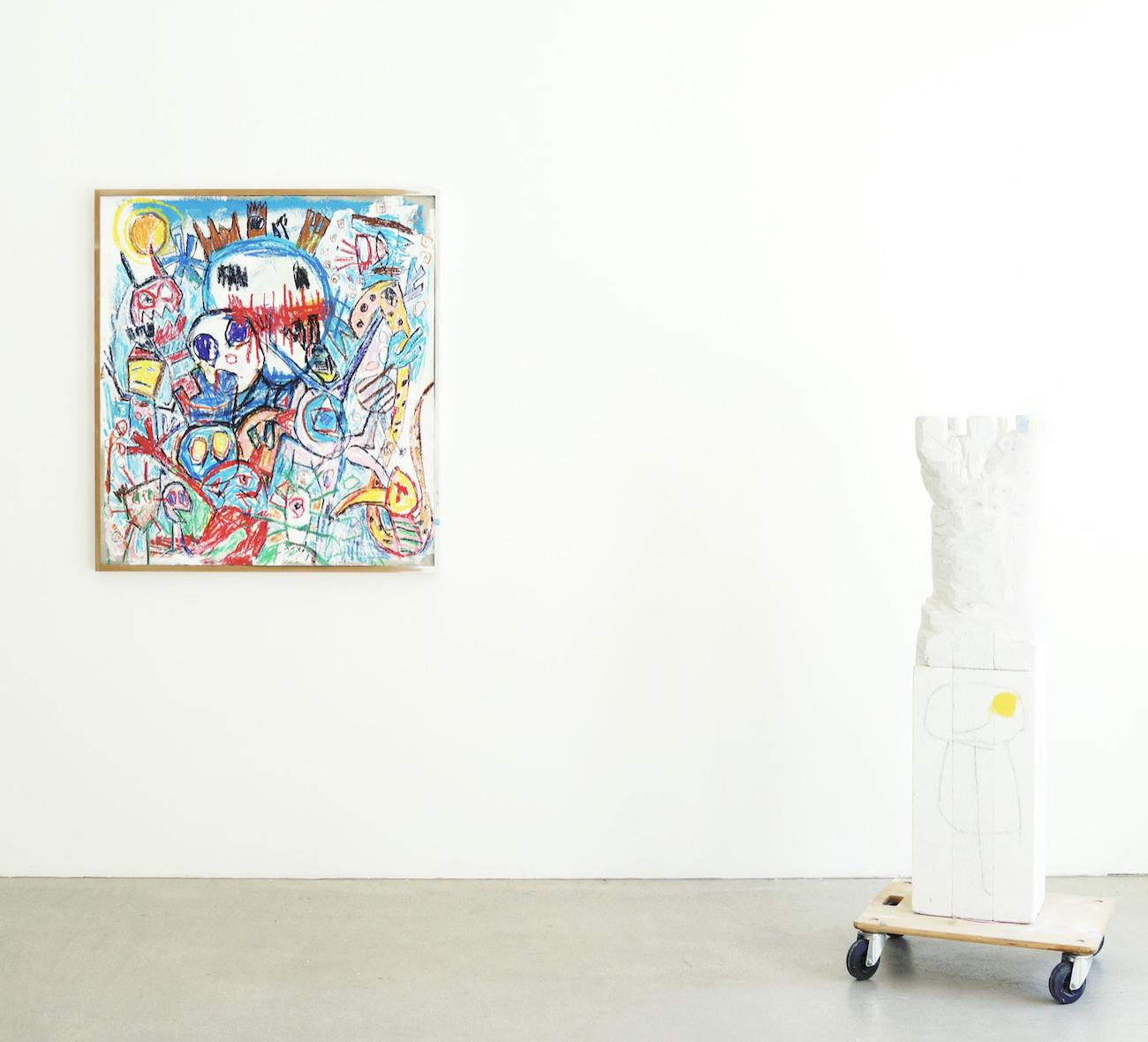 ernst koslitsch, virtual exhibition, 3D,