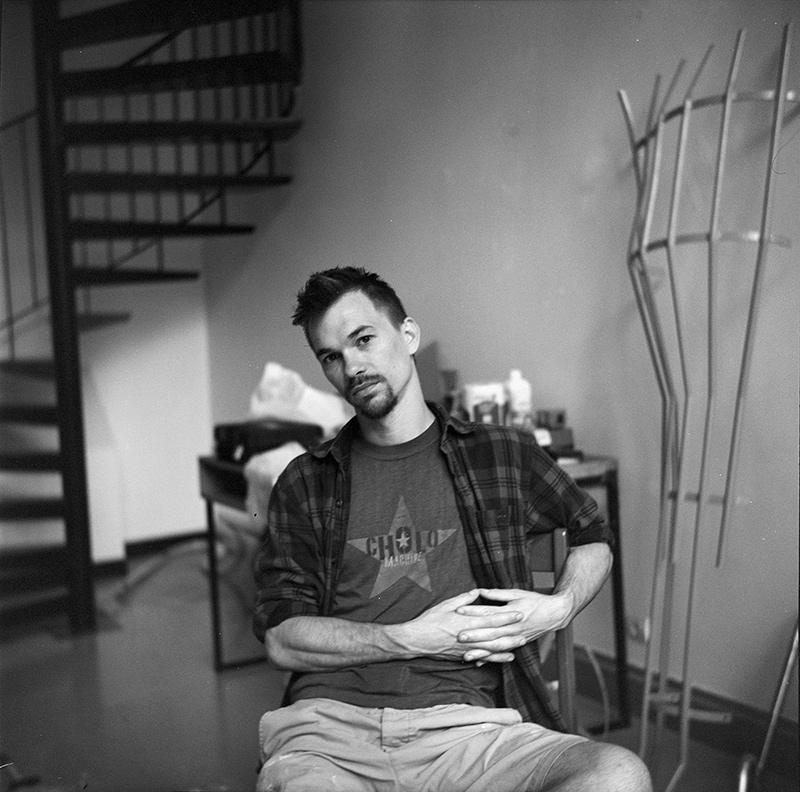 emanuel ehgartner, art practice, sculpture and metall