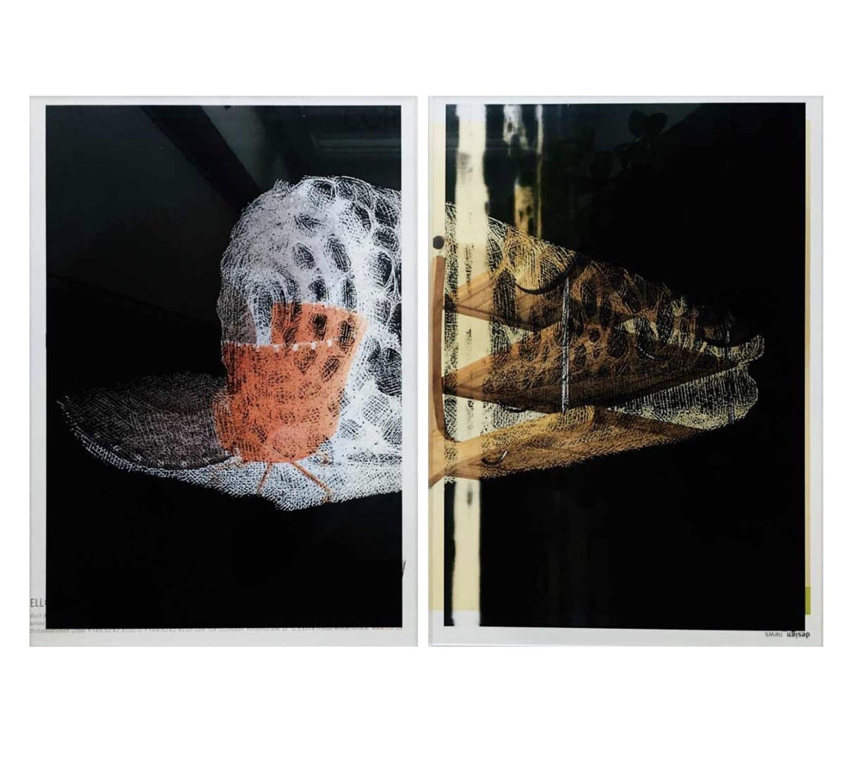 arye wachsmuth, artist, political , conceptual