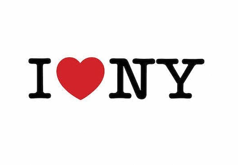 milton glaser, famous, I love new york, ny
