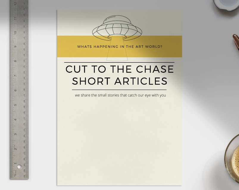 News | 3 cut to the chase articles