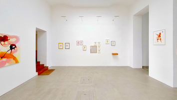 curated by vienna, overview, gallery festival