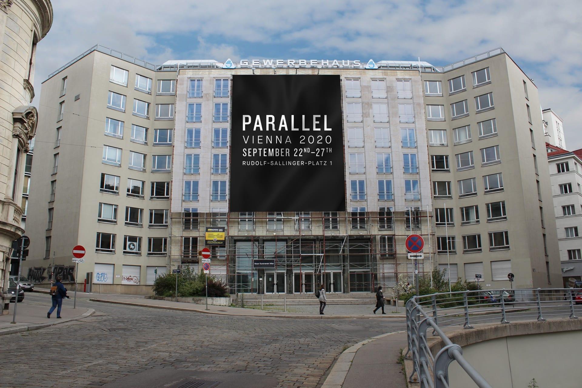 parallel vienna, art fair, location