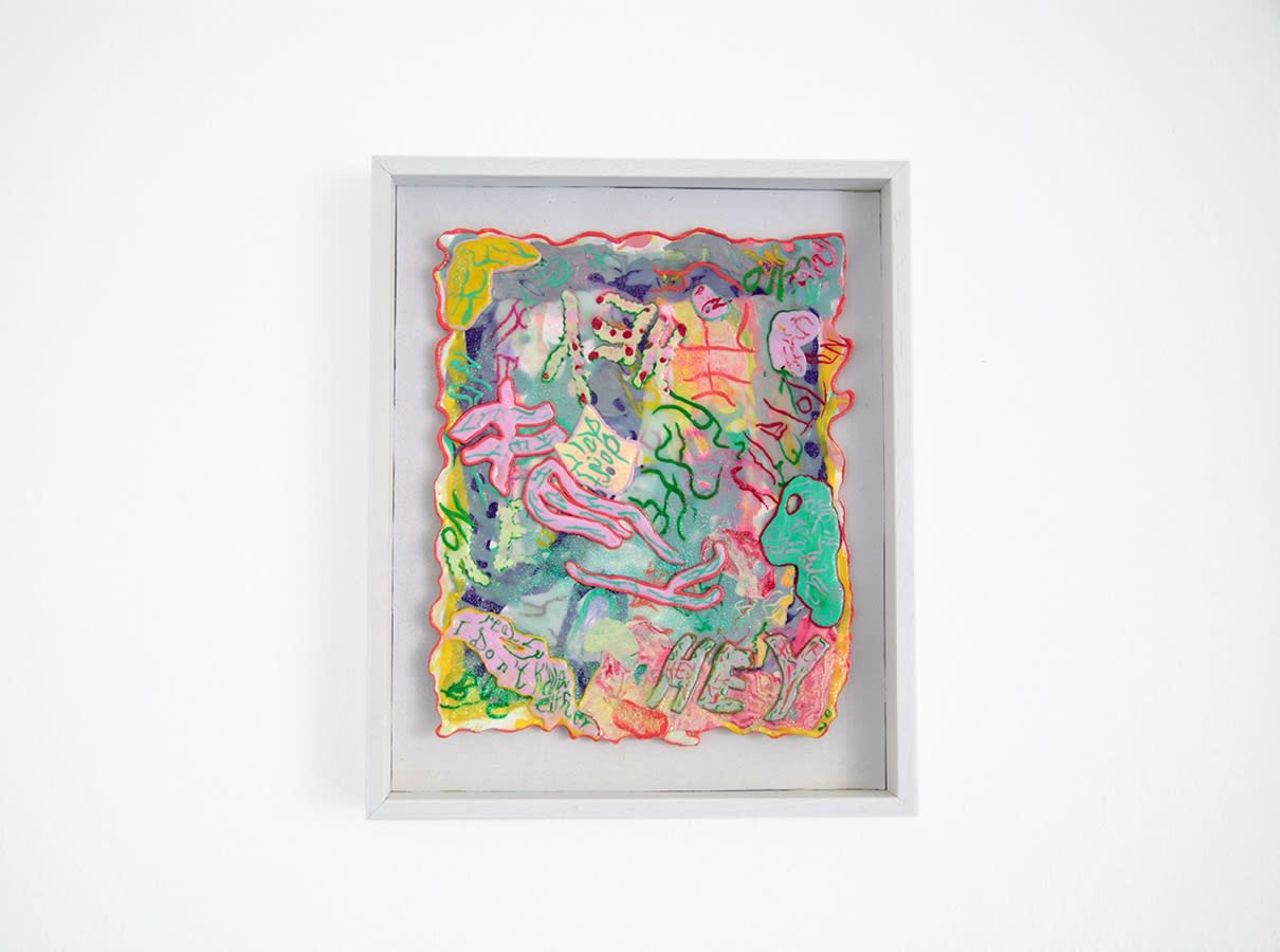 artworks, emerging artist, art fair Vienna