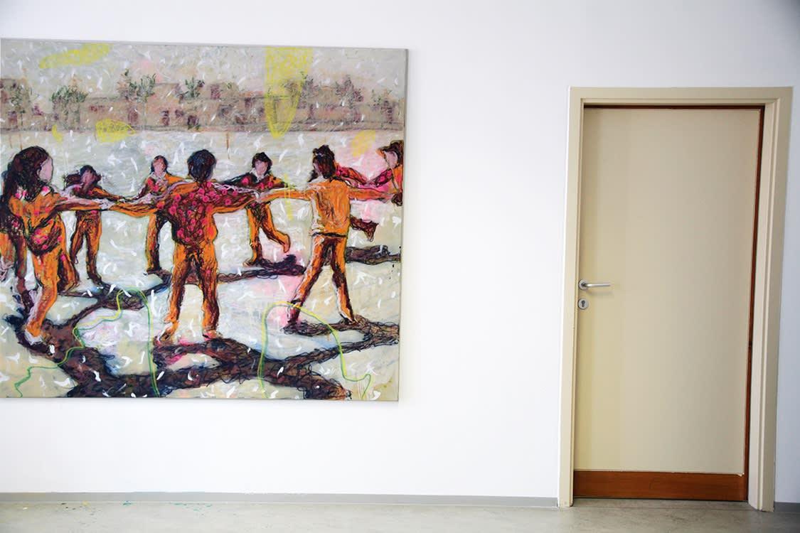 contemporary art, parallel vienna, 2020
