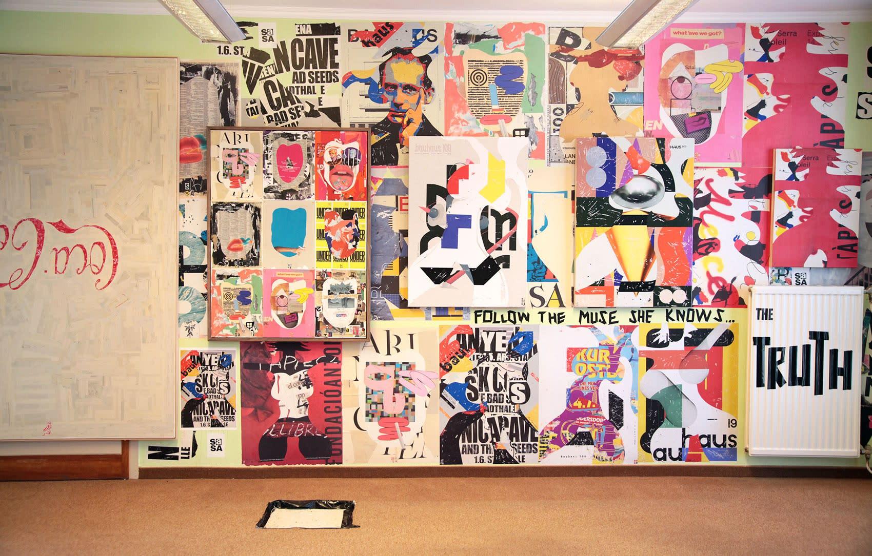galleries in vienna,  ho gallery, sasha knezevic,