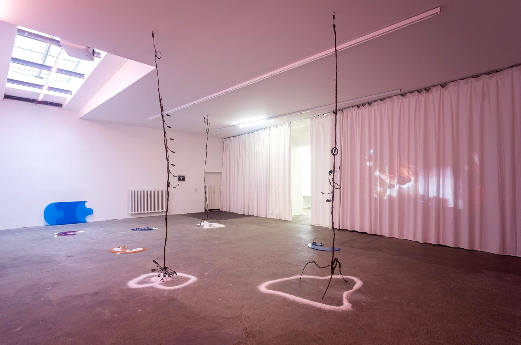 sinthujan varatharajah, installation view, munchies art club