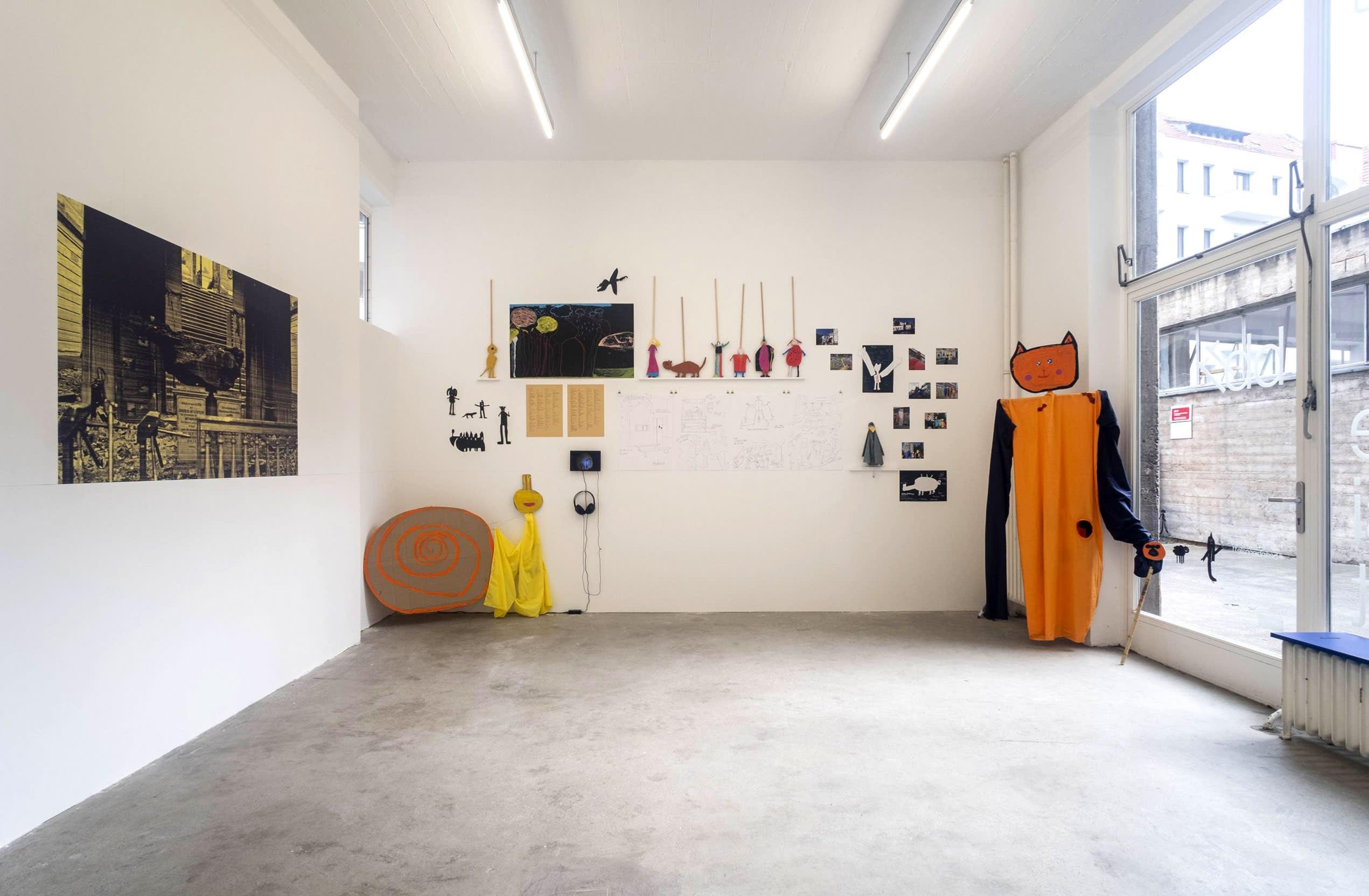 mirja reuter und florian gass, stories in motion, installation, berlin biennale