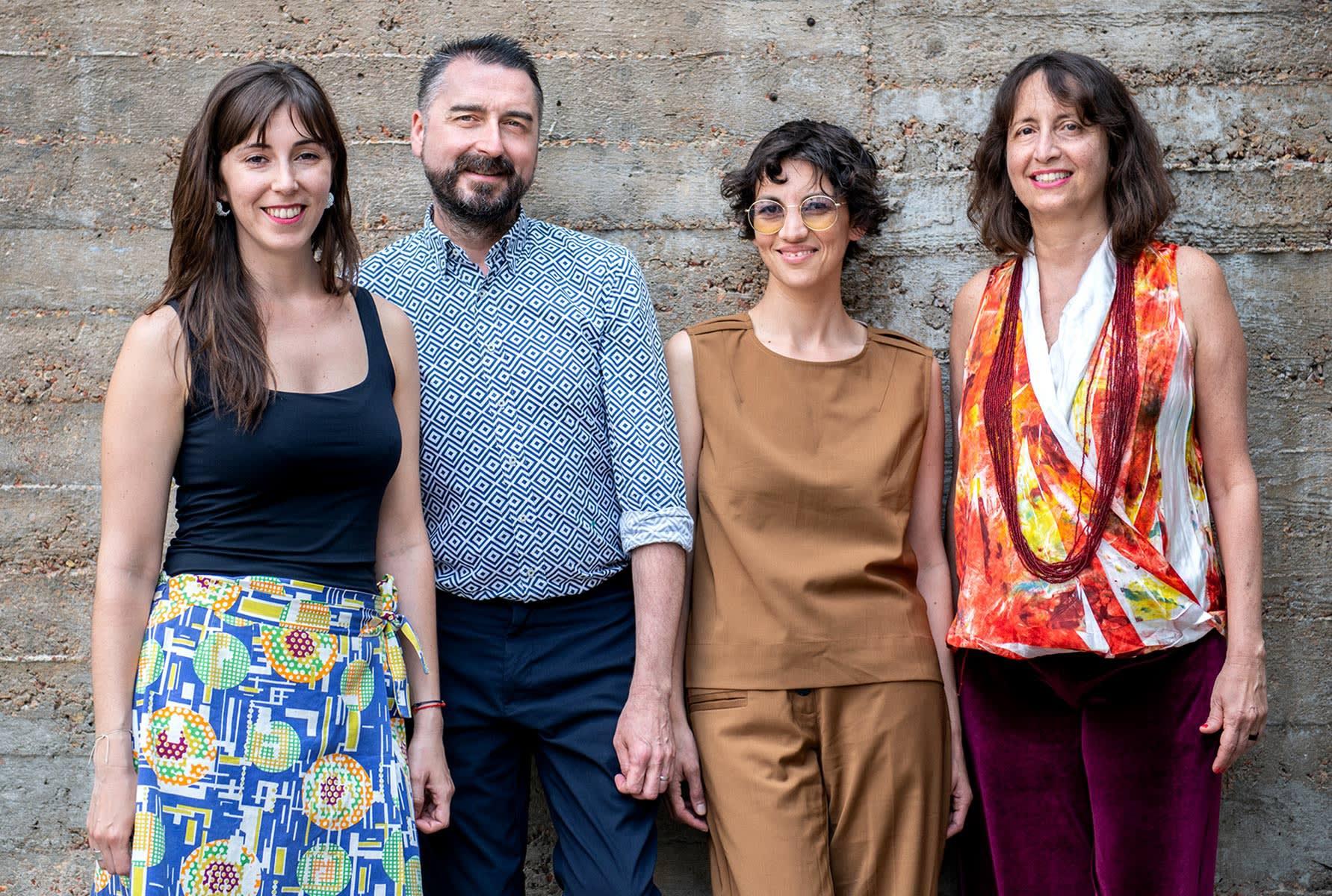 curator portrait, berlin biennale, 2020