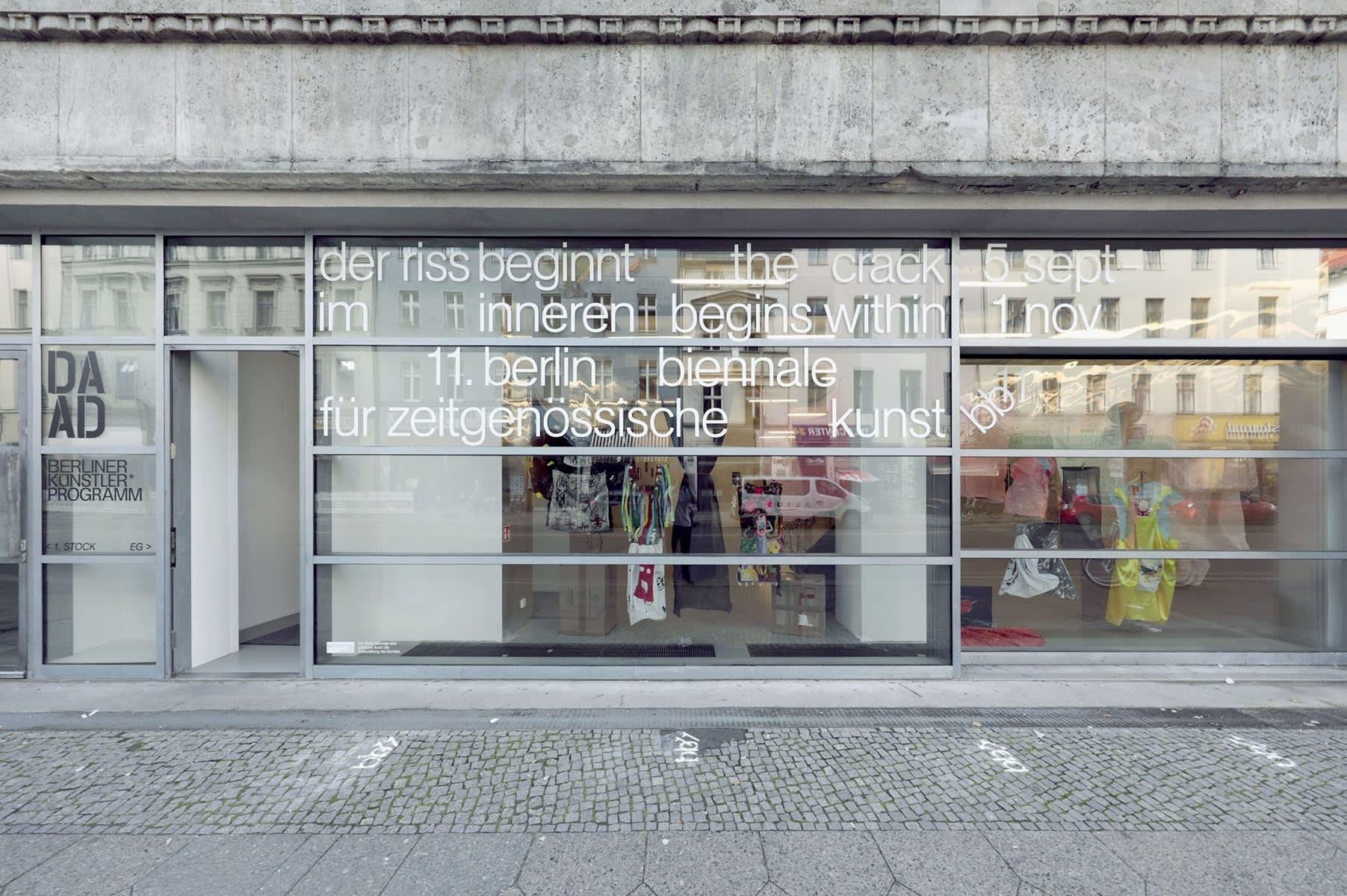 daad gallery, berlin