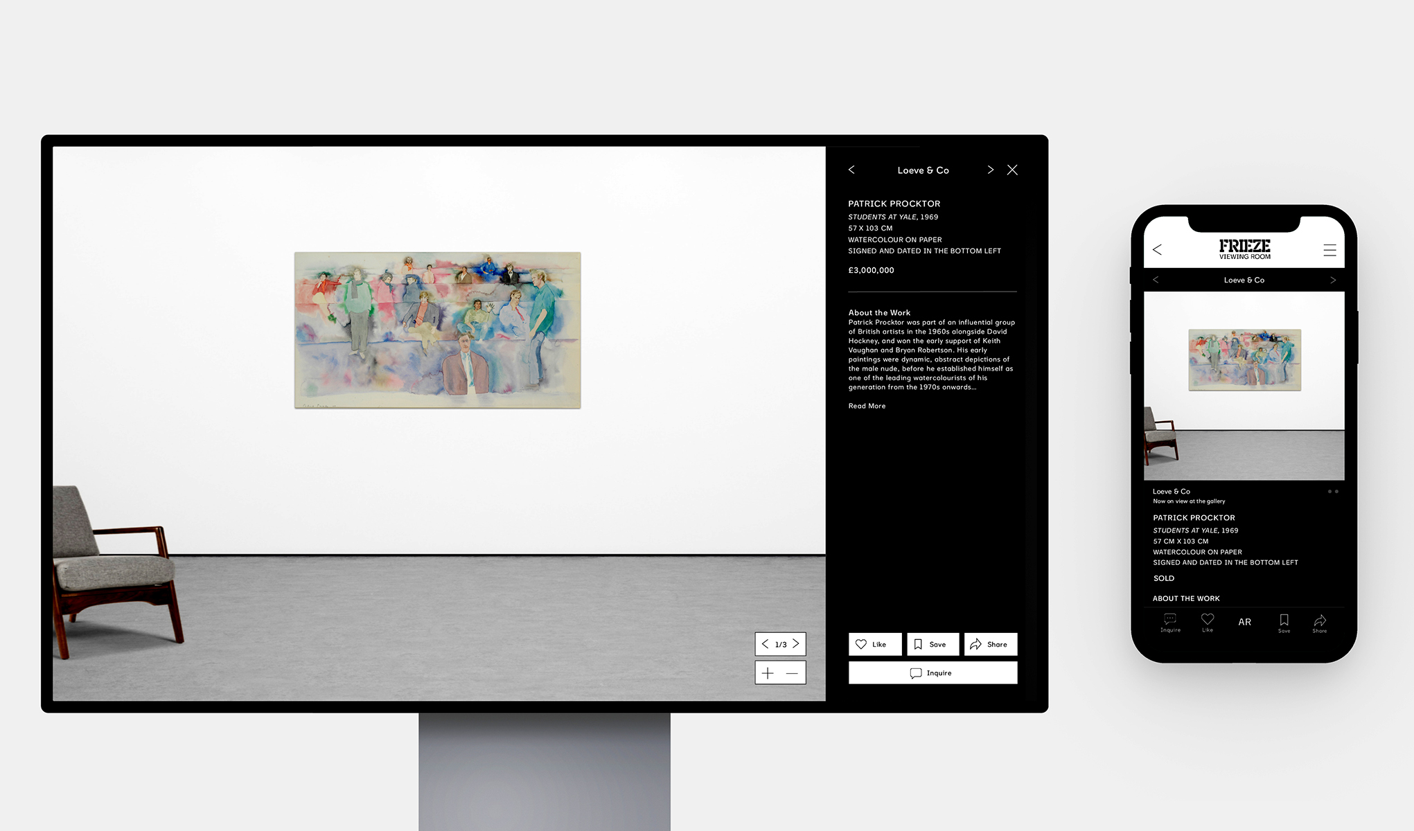 frieze, art fair, online viewing room, digital, covid, alternative, exhibition, international artists, galleries, london, basel, hong kong, new york