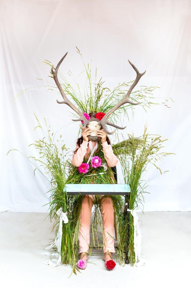 elisabeth von samsonow, artist, vienna art week, 2020