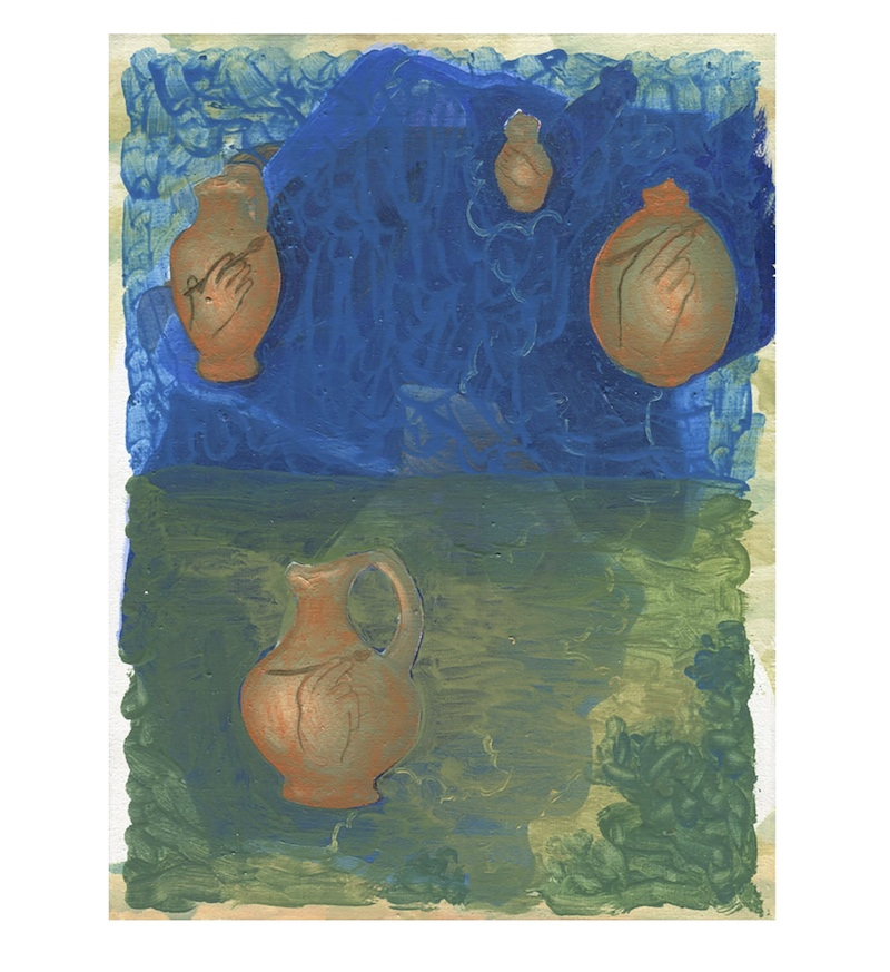 titania seidl, contemporary painting, artwork, artist
