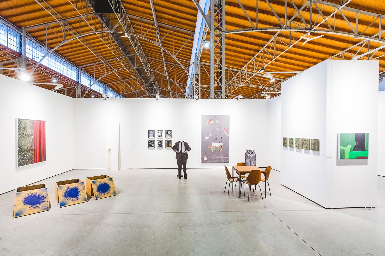 martin janda wien gallery, vienna contemporary