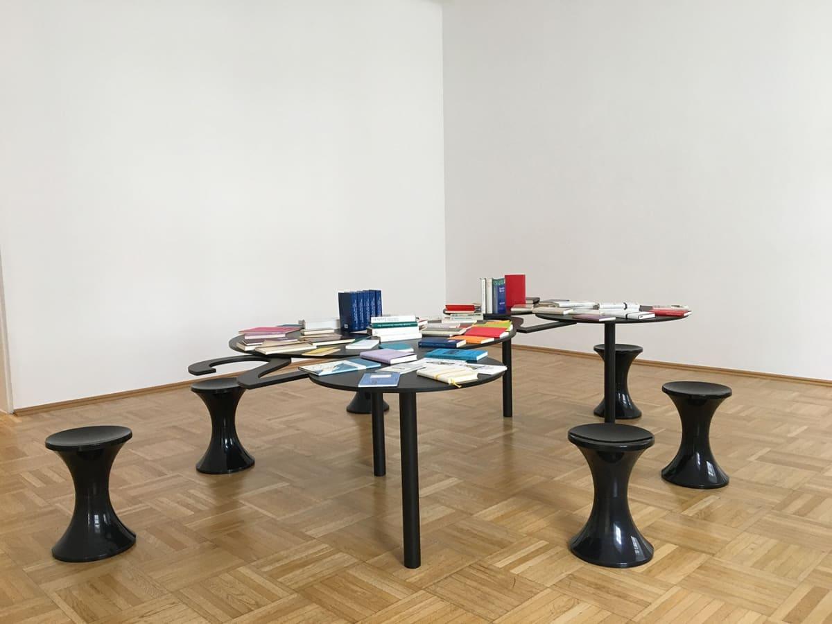 books about friedericke mayröcker at schwarzwälder gallery