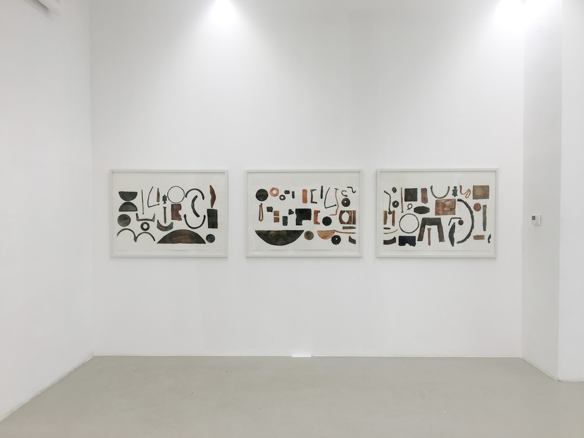 gallery lisa kandlhofer vienna curated by 2020 installation view