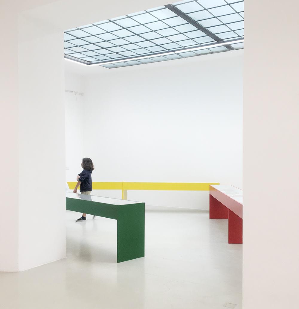 gallery kandlhofer, vienna, viewing room