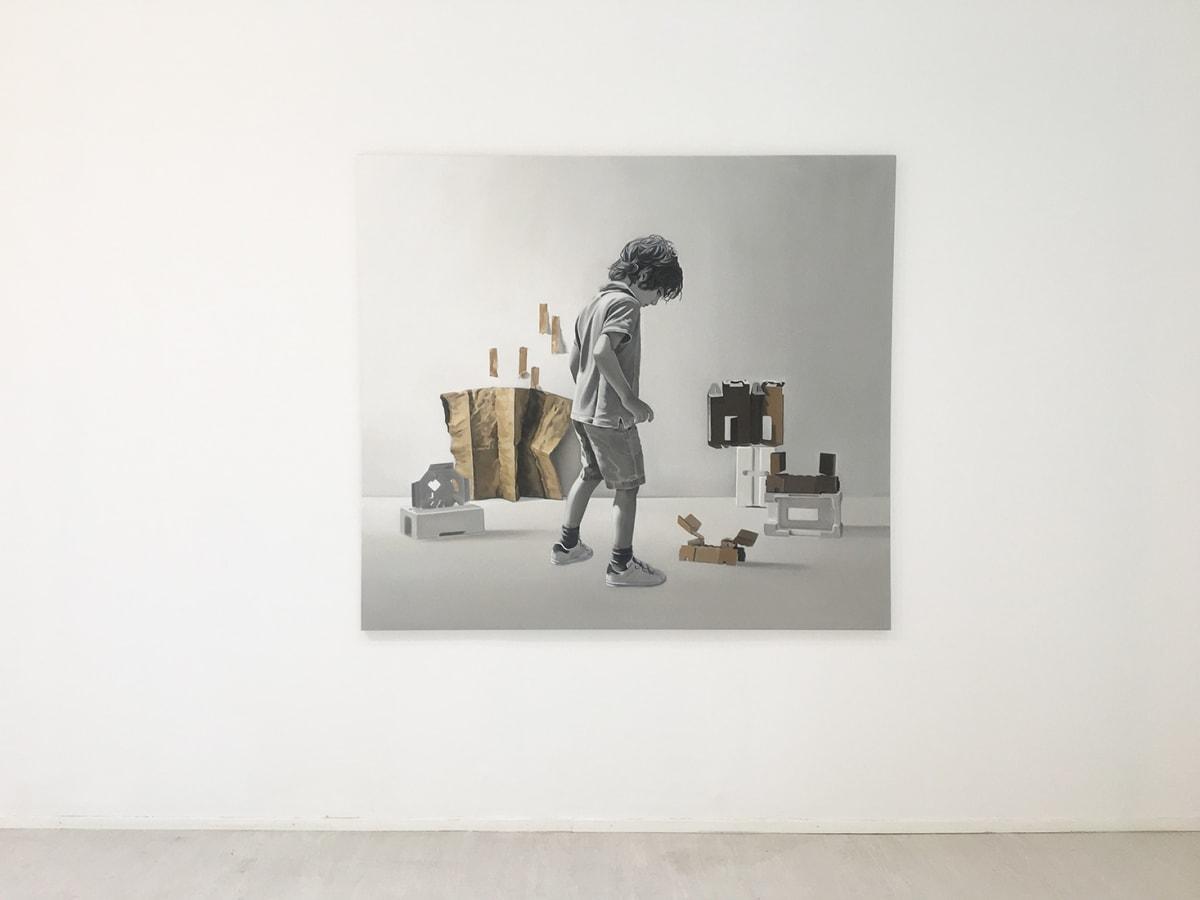 georg kargl fine arts curated by 2020 ausstellungsansicht