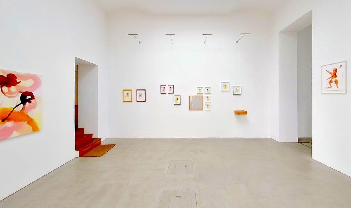 installation view rml gallery sarah bogner