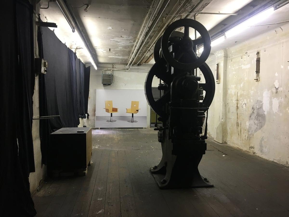 artworks and installation contemporary art vienna