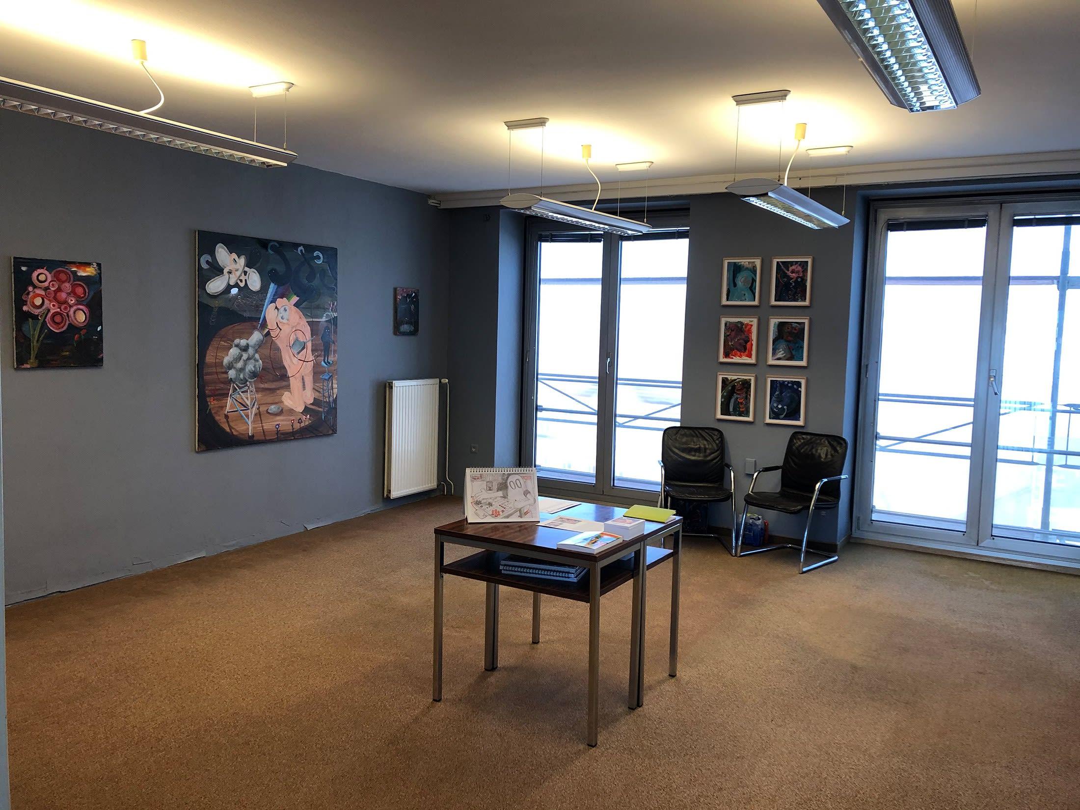 parallel vienna, explore contemporary art in vienna