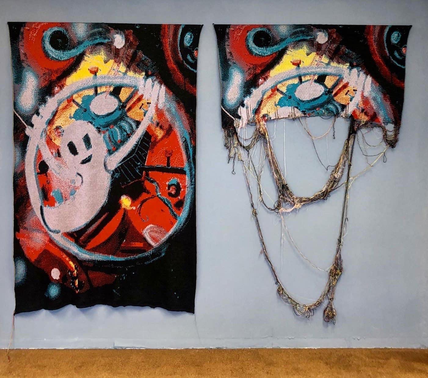galerie Gnesa,  philip groezinger, painting