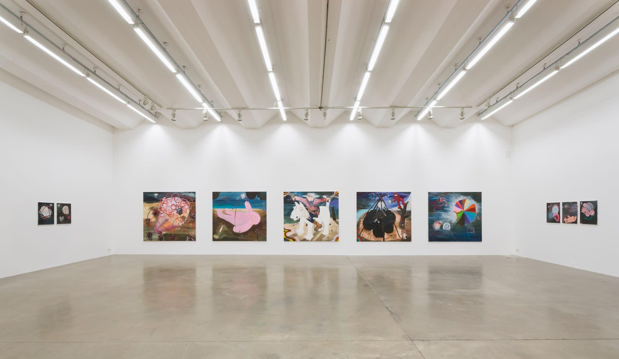 exhibitions view sexauer gallery berlin
