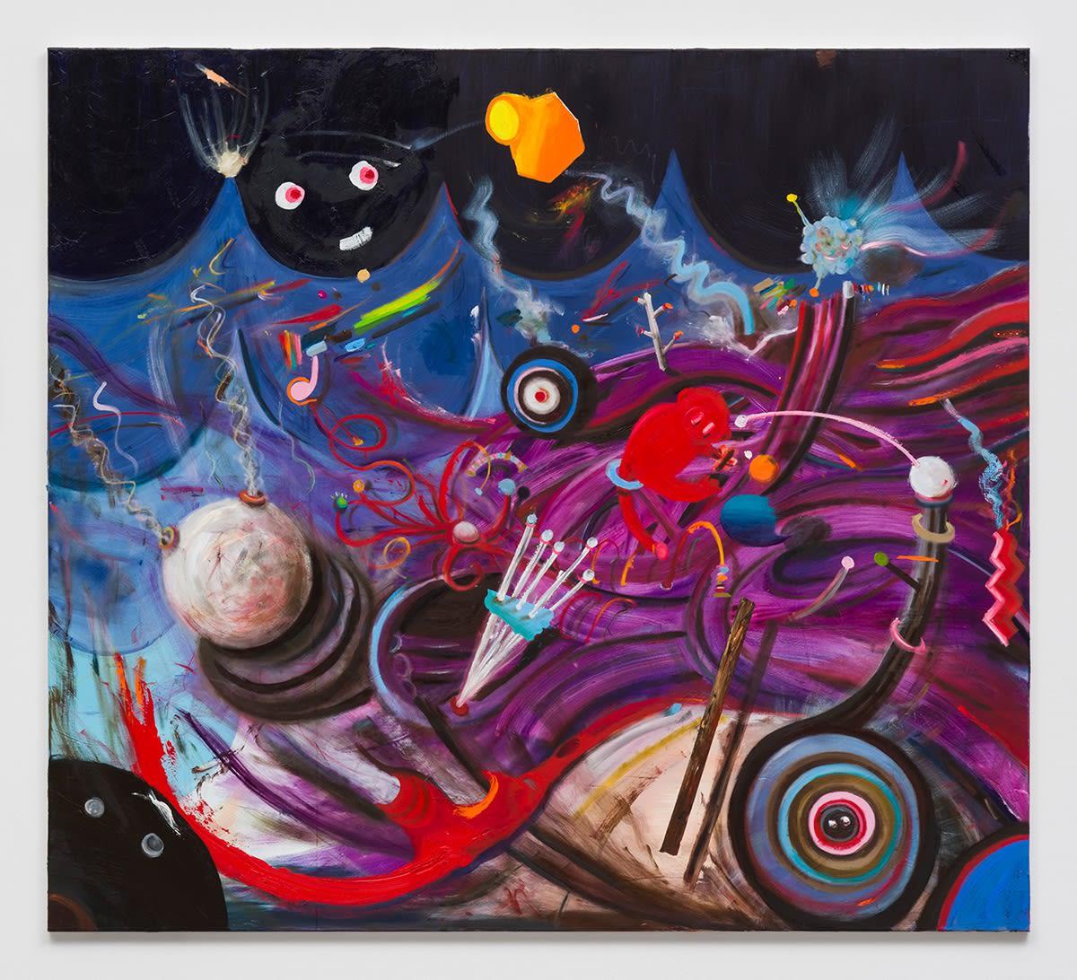philip grozinger,  contemporary painting,