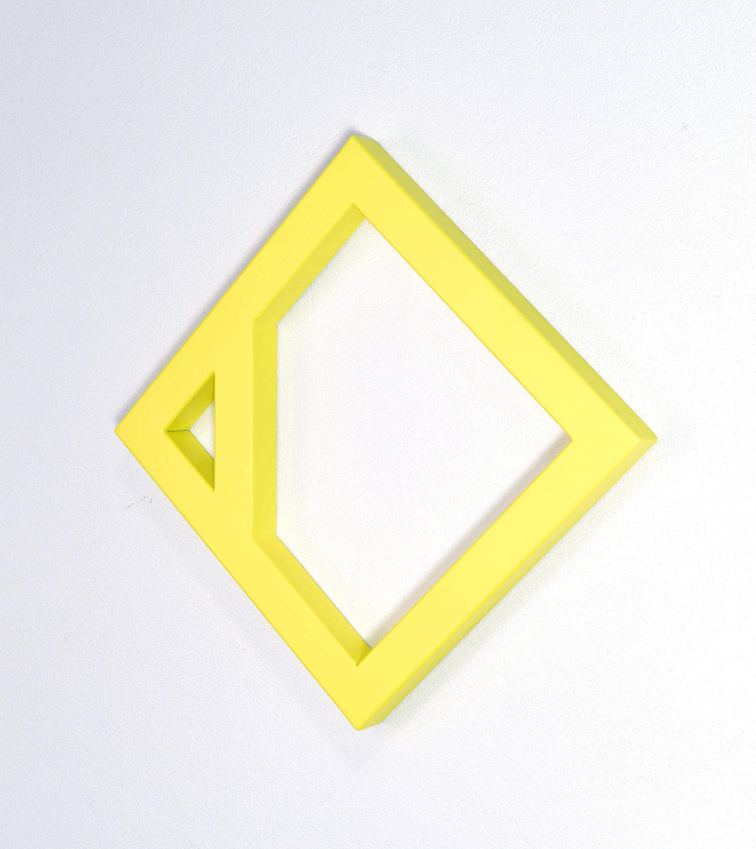 artwork emanuel ehgartner, yellow, metal