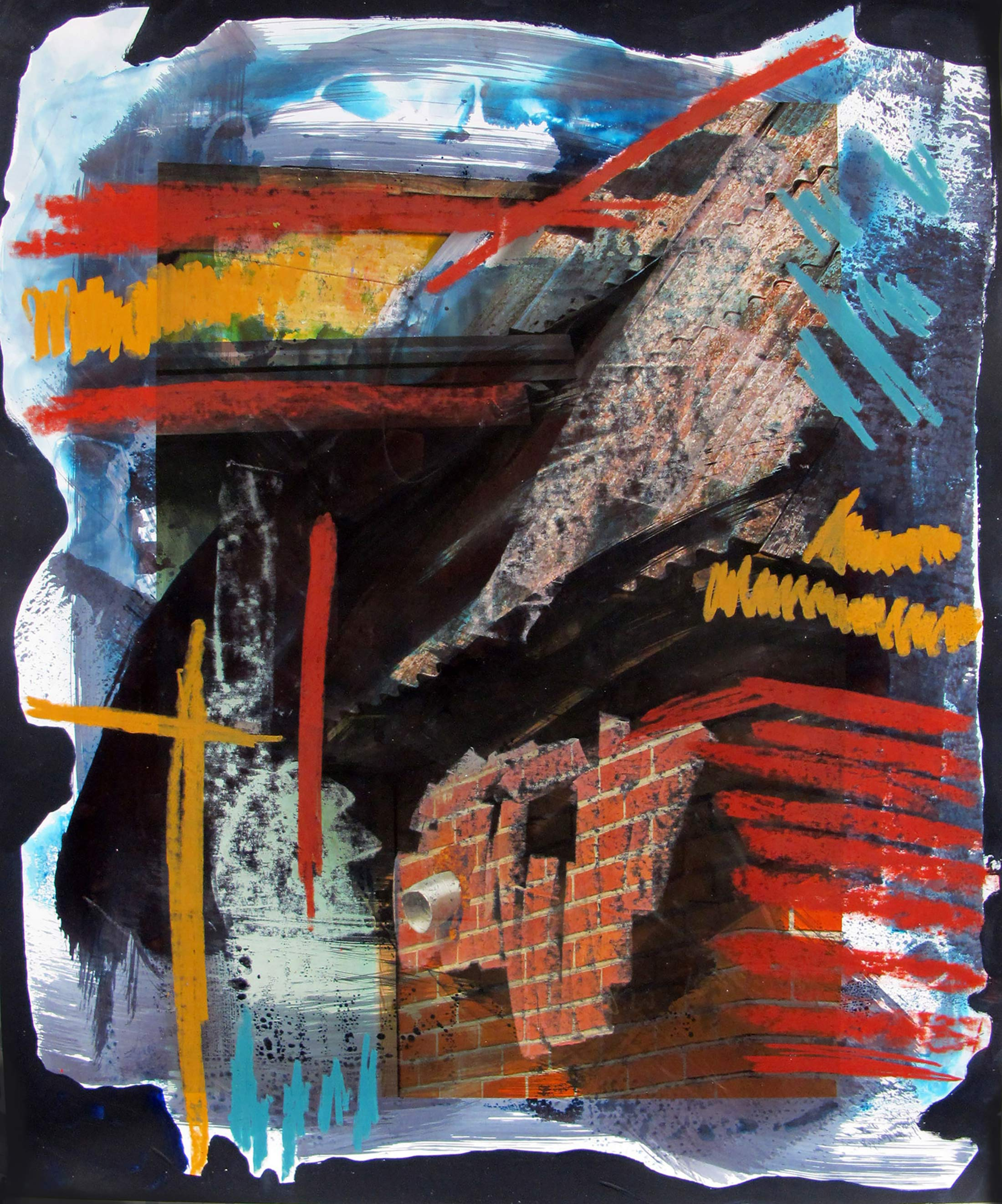 untitled, abstract, contemporary painting, buy art online, vienna , munchies art club