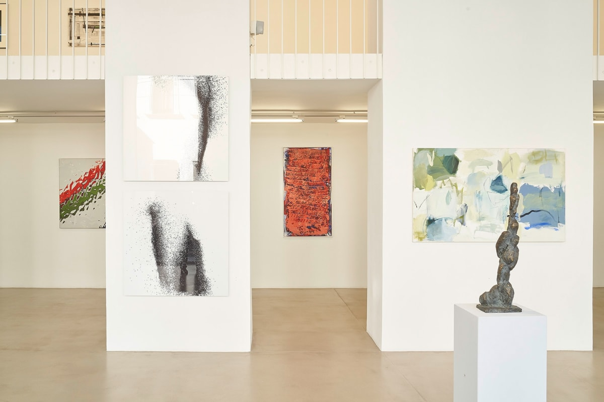 group shows in austria, contemporary art, zs gallery,