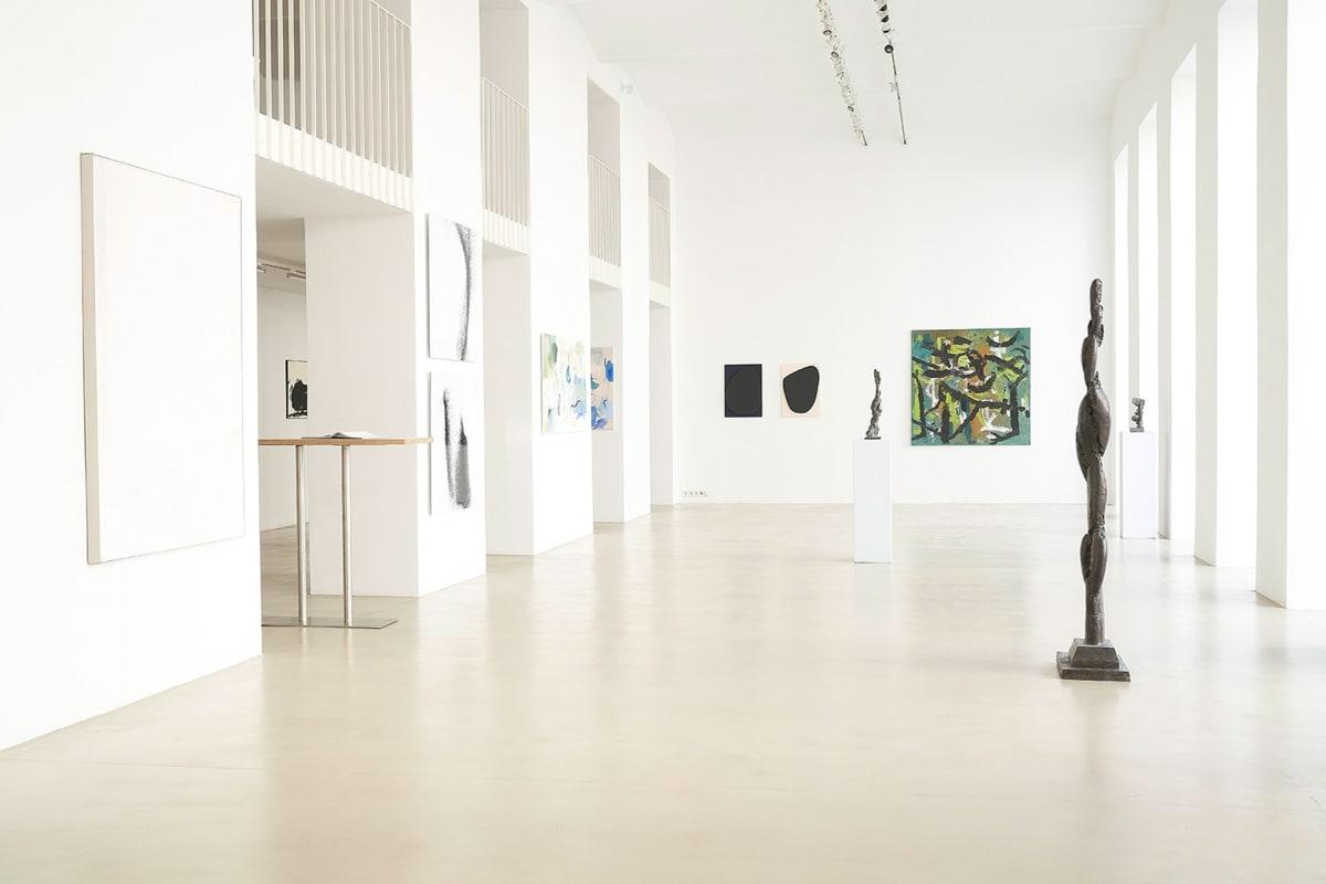 zs gallery, westbahnstrasse, vienna