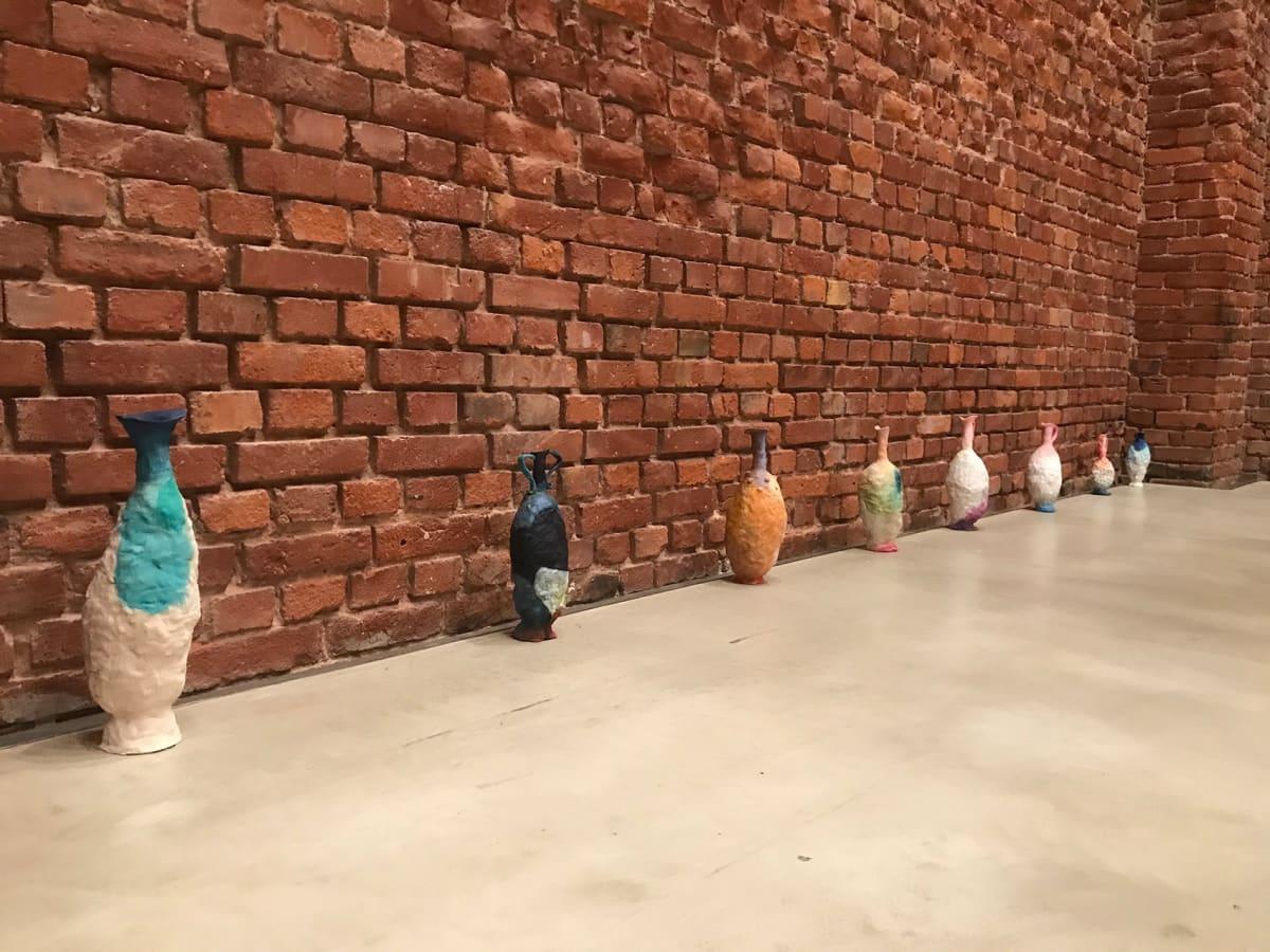 christian henkel, ceramics, artworks, artist, munchies art club