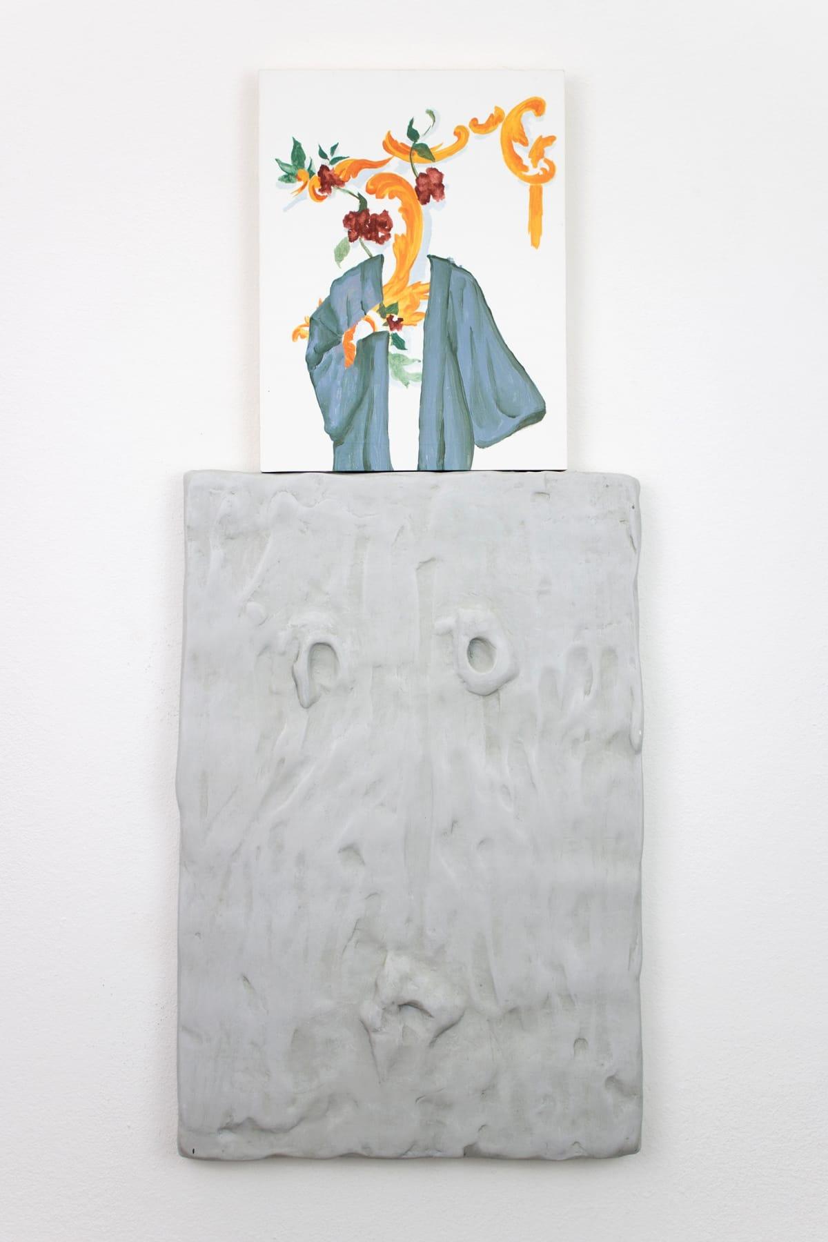 contemporary art gallery, vienna, austria, viewing room