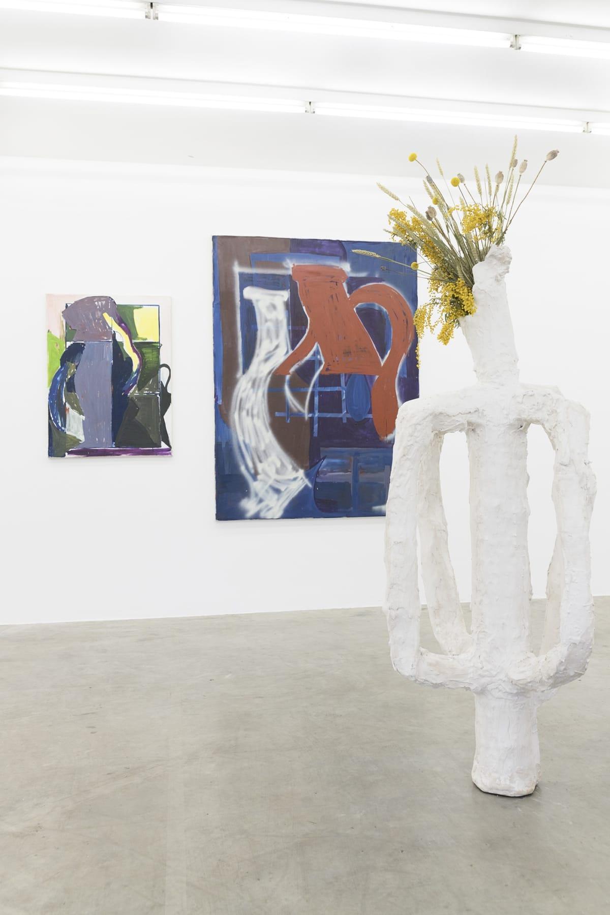 young german artist timur lukas at nak, munchies art