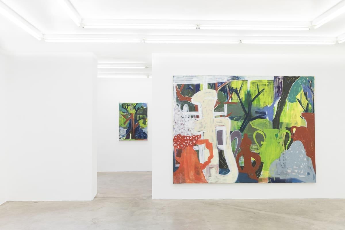 paintings from timur lukas artist nak munchies art club