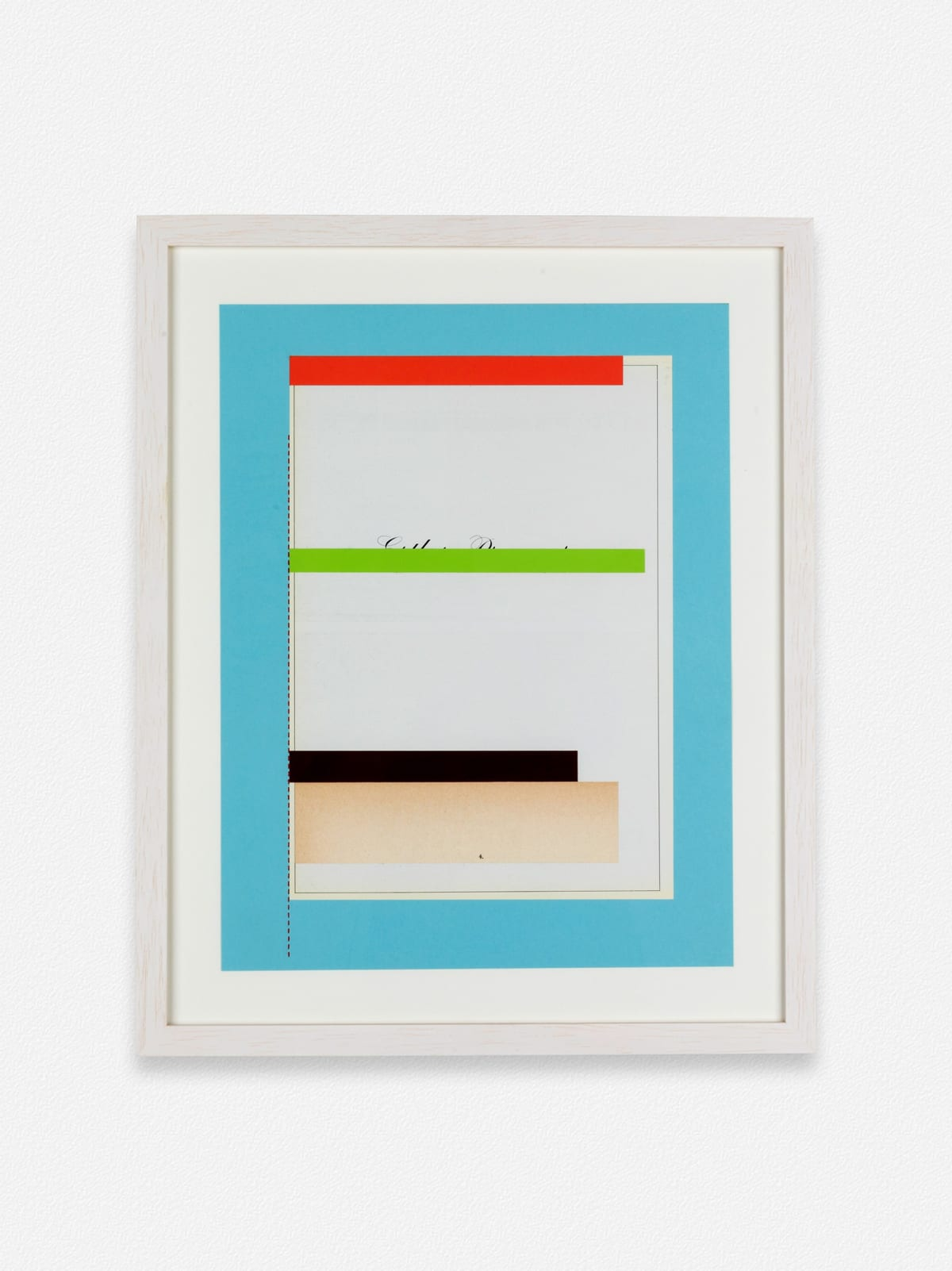 hans gallery, dan devening, artist, collage