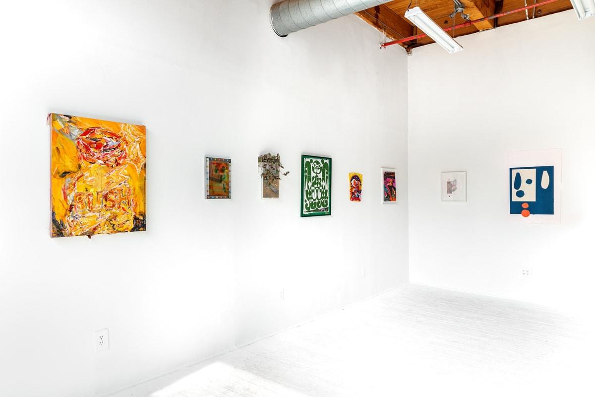 galleries spotlight, feature, munchies art club, hans gallery, chicago at nada, new art dealers, art fair