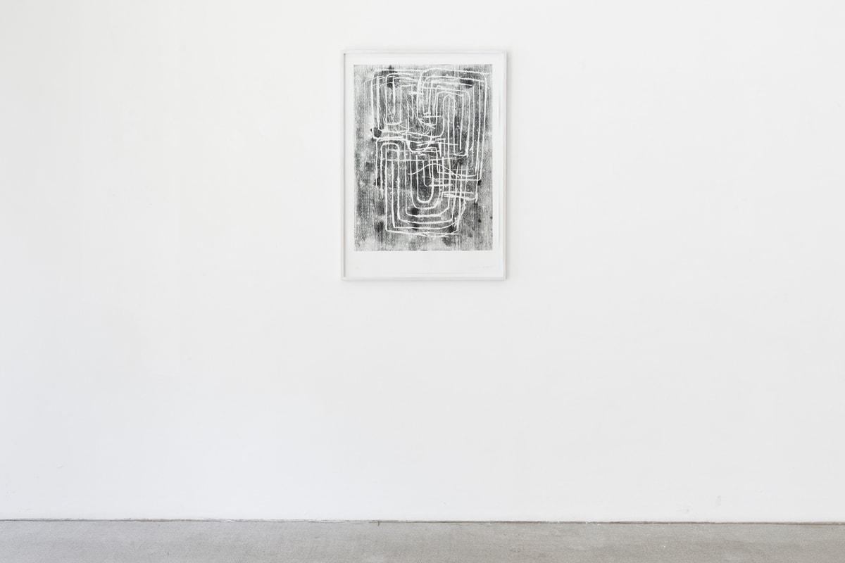 woodprint, josef zekoff, wien, austria, europe, contemporary art