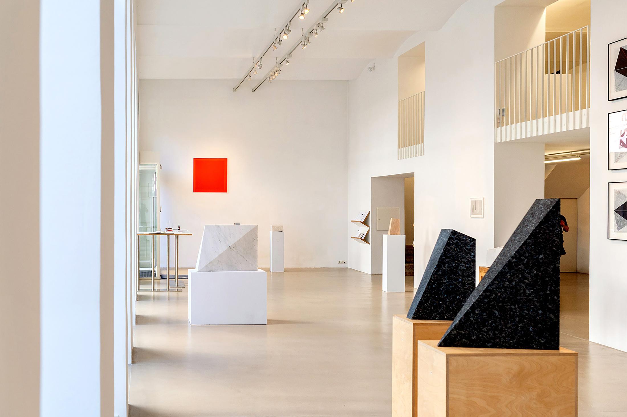 zs art gallery, vienna, group show