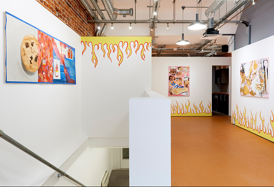 volt, gallery, joe hill, viewing room, exhibition, bex massey, show during pandemic, covid, remains closed, art
