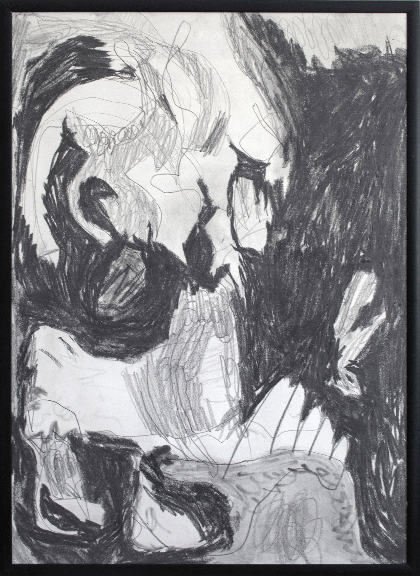 drawing about ethics and war, pencil, abstracted, artwork, contemporary art, marina stankovic, munchies art club, charcoal on paper